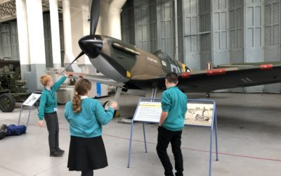 A Daring Day in Duxford